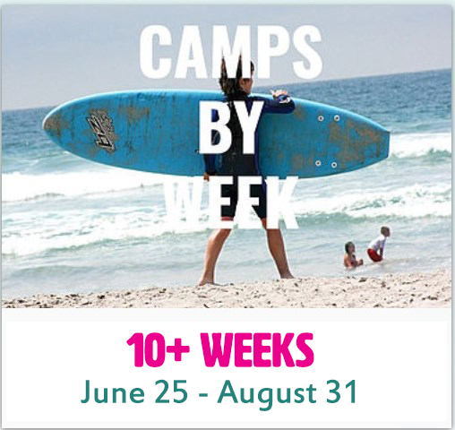 Camp By Weeks Button