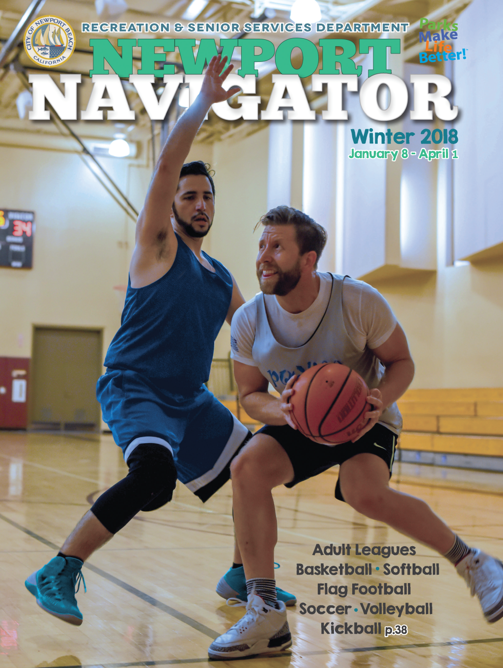 Winter 2017 Navigator Cover