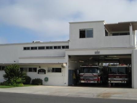 Existing Fire Station #2