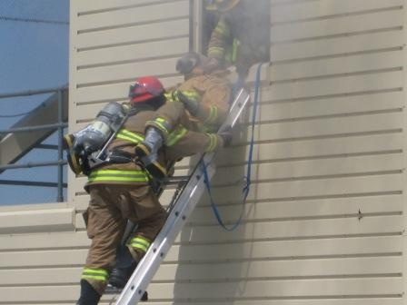 Firefighter Rescue Training