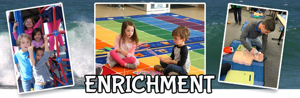 Enrichment Banner