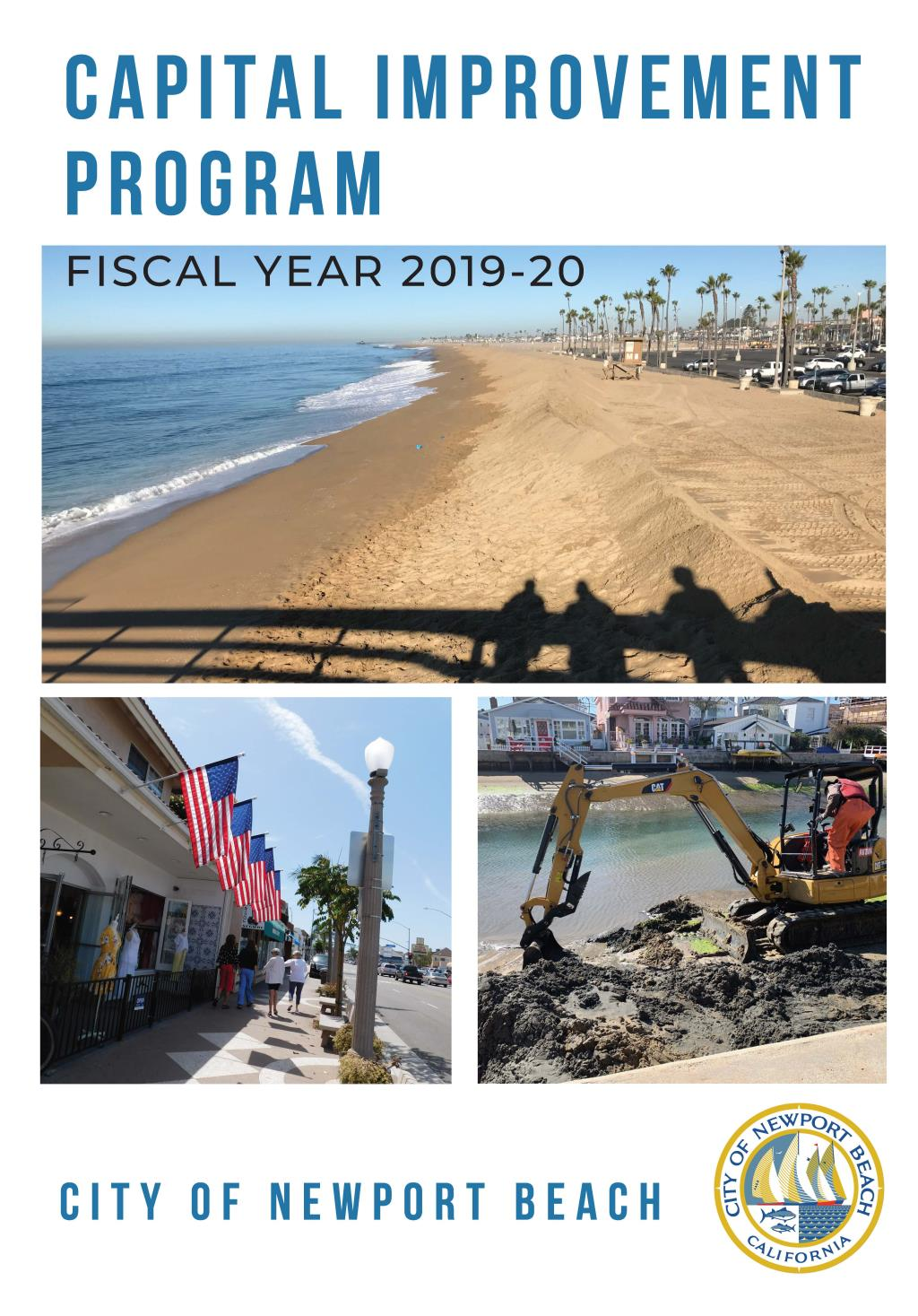 COVER PAGE FY 2019-20