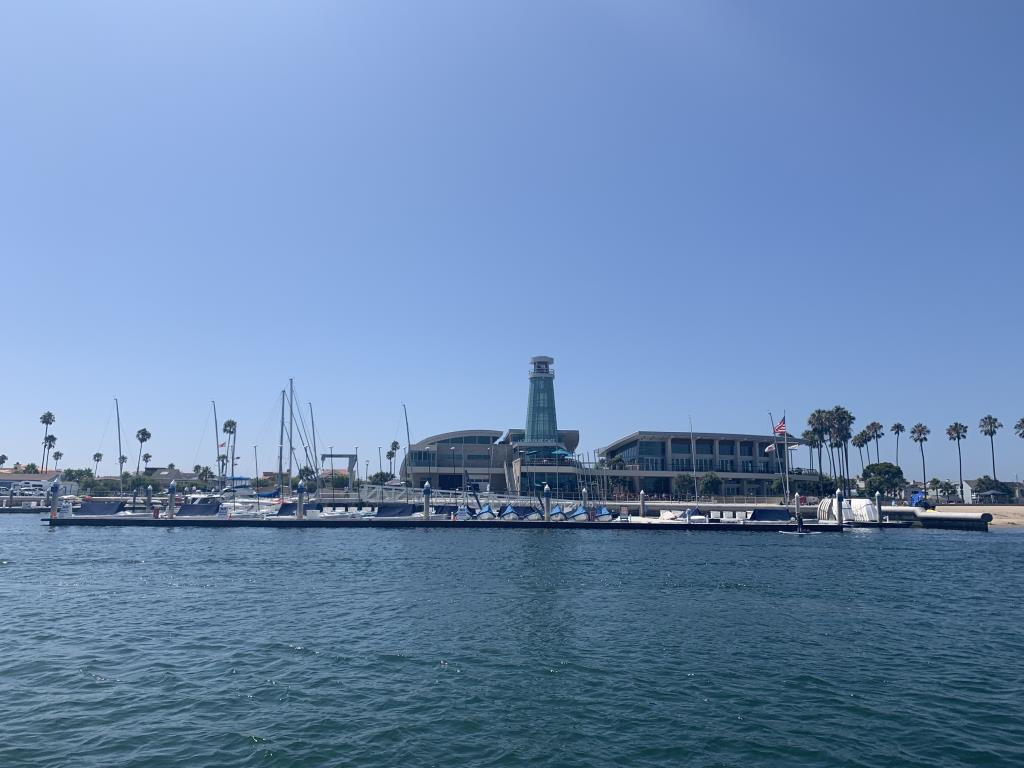 Marina Park from water 1