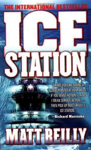 Ice Station Book Cover