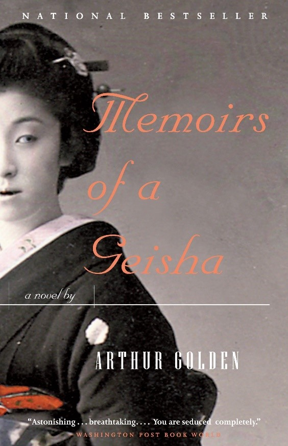 Memoirs of a Geisha Book Cover