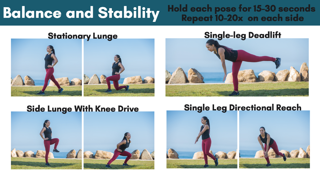 Balance and Stability 11