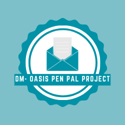 DM- OASIS Pen Pal Project
