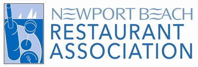 Newport Beach Restaurant Association Logo