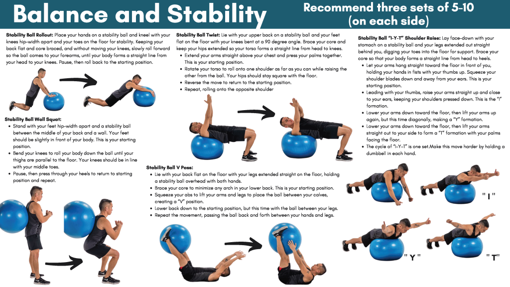 Balance and Stability 21
