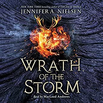 Wrath of the Storm Book Cover