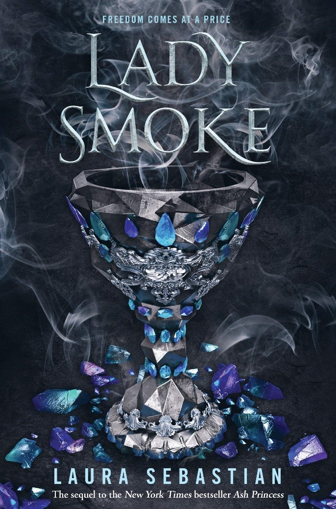 Lady Smoke Book Cover