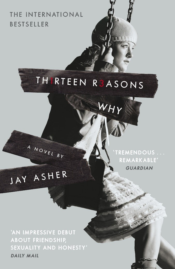 Th1rteen R3asons Why Book Cover