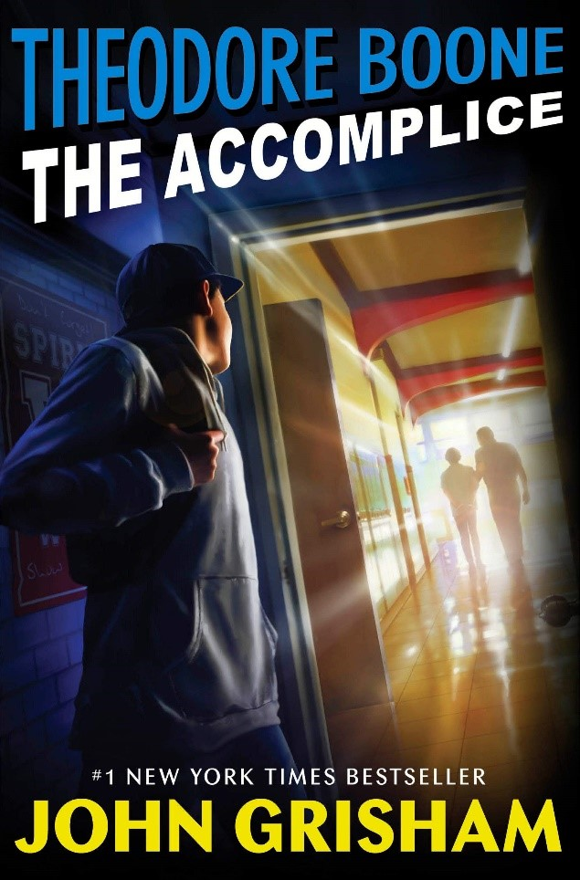 The Accomplice Book Cover